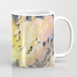 Skiing Art Coffee Mug