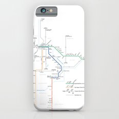 Twin Cities METRO System Map iPhone 6s Slim Case