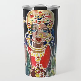 Goddess Durga Travel Mug
