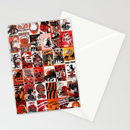 Halloween : Trick Or Treat, Smell My Feet, Gimmie Something Good To Eat. Stationery Cards