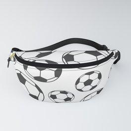 Soccer Balls Fanny Pack