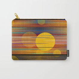 Colors Of A Sunset Carry-All Pouch