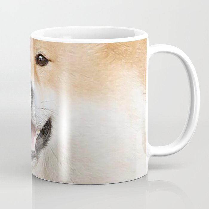 Wide Tobë Coffee Mug By Tofupupper