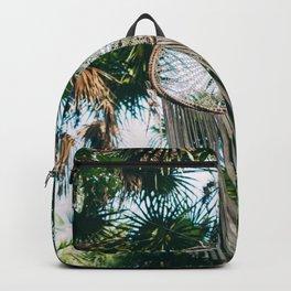 Tropical Dreamcatcher Backpack