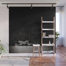 black Wall Mural