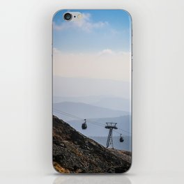 Czech Mountain Views iPhone Skin