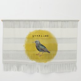 Starling Wall Hanging
