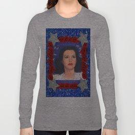 Ziegfeld Girl - Hedy Lamarr - Screen Siren  Long Sleeve T-shirt