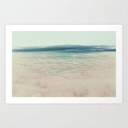 seewolken 2 Art Print