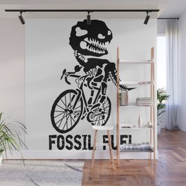 Fossil fuel Wall Mural