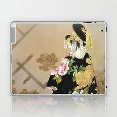 Haruyo Morita - Echigo Dojouji Laptop & iPad Skin