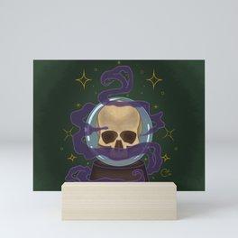 Death Omen Mini Art Print
