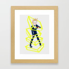 Spotlight Framed Art Print