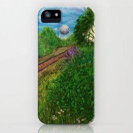 Lewes iPhone Case