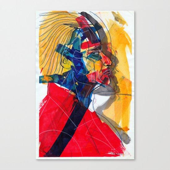 man 02 Canvas Print