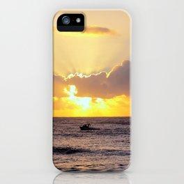 Golden Lining iPhone Case