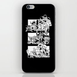 Best Villains iPhone Skin