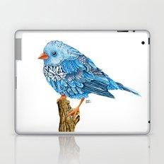 Flowerly Serene Sophia Laptop & iPad Skin