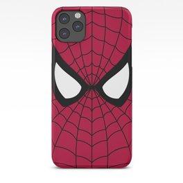 Spider man superhero iPhone Case