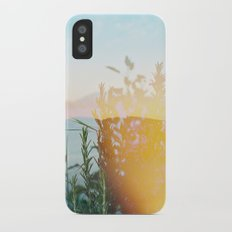 From 3pm to the Sunset iPhone X Slim Case