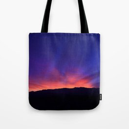 SW Mountain Sunrise - 6 Tote Bag