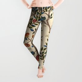 "William Morris ""Kelmscott Tree"" 1. Leggings"