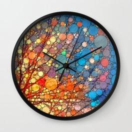 Candy Fest! Wall Clock