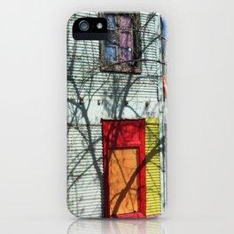 El Caminito IV iPhone Case