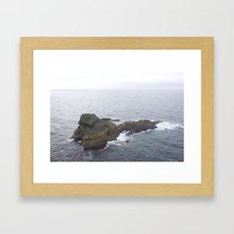 The Butt of Lewis 1 Framed Art Print
