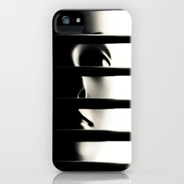 WOMAN'S PERSPECTIVE  iPhone Case