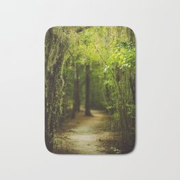 Louisiana Forest, Spanish Moss Bath Mat