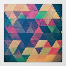 stykk Canvas Print