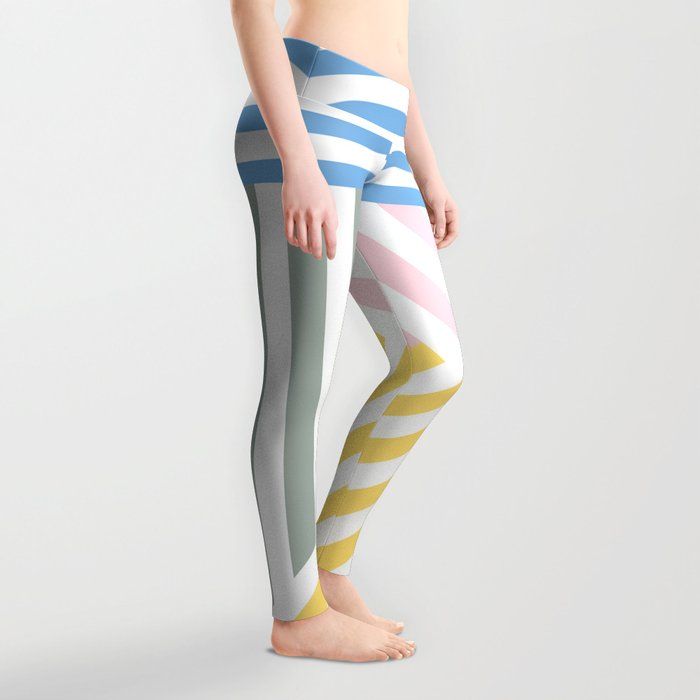 Summer stripes Leggings