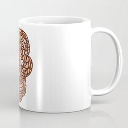 Ramona Sugar Skull Coffee Mug