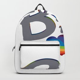 LGBT Wedding Bride to Be Lesbian Bride Backpack