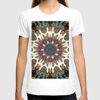 aztec T-shirts featuring Aztec by IowaShots