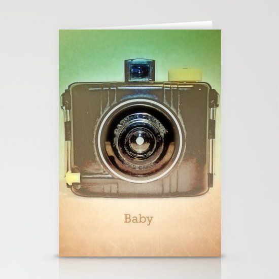Baby... Stationery Cards