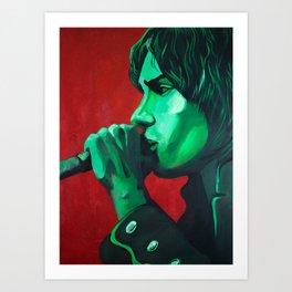 Julian Acrylic Art Print