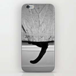 Animality: Secret Agent Kitty. iPhone Skin
