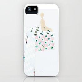 My Comfort Zone iPhone Case