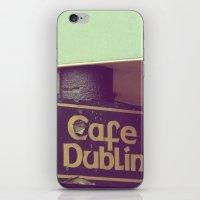 irish iPhone & iPod Skins featuring Irish Pub by Eirin Wie Haveland