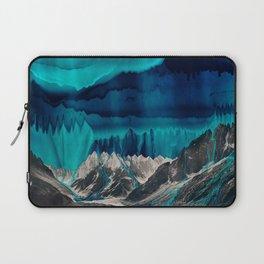 Skyfall, Melting Blue Sky Laptop Sleeve