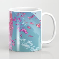 Flower Bath 4 Mug