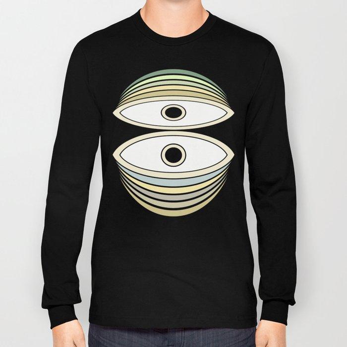 weyeld open - keep you eyes open Long Sleeve T-shirt