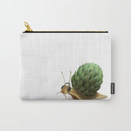 Snail DJ Carry-All Pouch