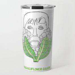 Macauliflower Culkin1 Travel Mug