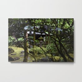Seclusion Metal Print