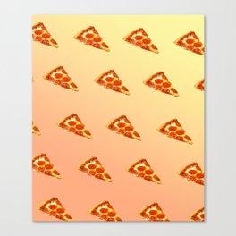 Pizza Canvas Print