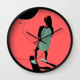 S. K. 01 Wall Clock