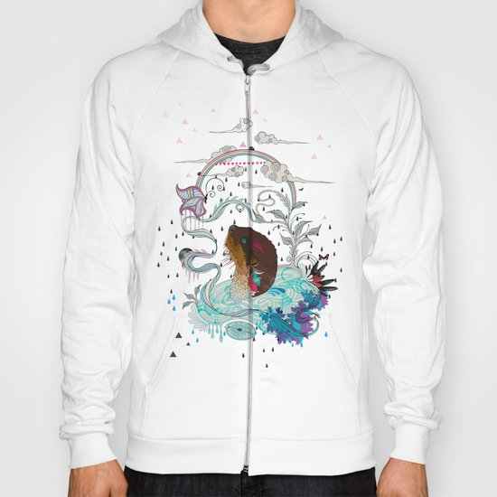 Delicate Distraction Hoody